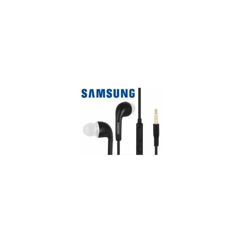 Ecouteur Stéréo Intra-auriculaire EO-EG900BB Originale Samsung Noir