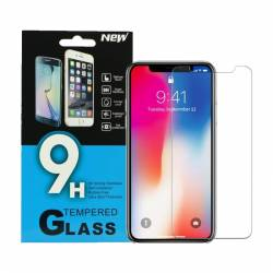 Film en verre trempé pour Apple iPhone X