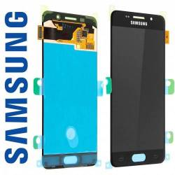 LCD Samsung Original Samsung Galaxy A3 (2016) Noir