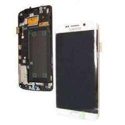 LCD Samsung Original Galaxy S6 Edge Blanc