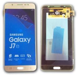 LCD Samsung Original Galaxy J7 (2016) Gold