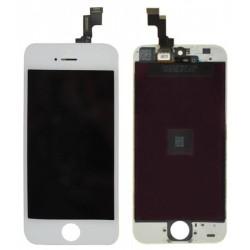 Ecran LCD IPHONE 5S Blanc