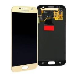 LCD Original Samsung Galaxy S7 Gold