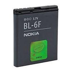 Batterie d'Origine Nokia BL-6F