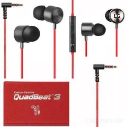 Ecouteur Stéréo Intra-auriculaire Originale LG EAB 63728202 QuadBeat 3 Noir