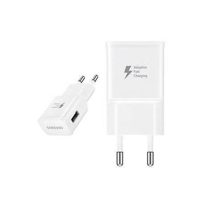 Adaptateur secteur Samsung Blanc EP-TA20EWE Fast Charging sous Blister