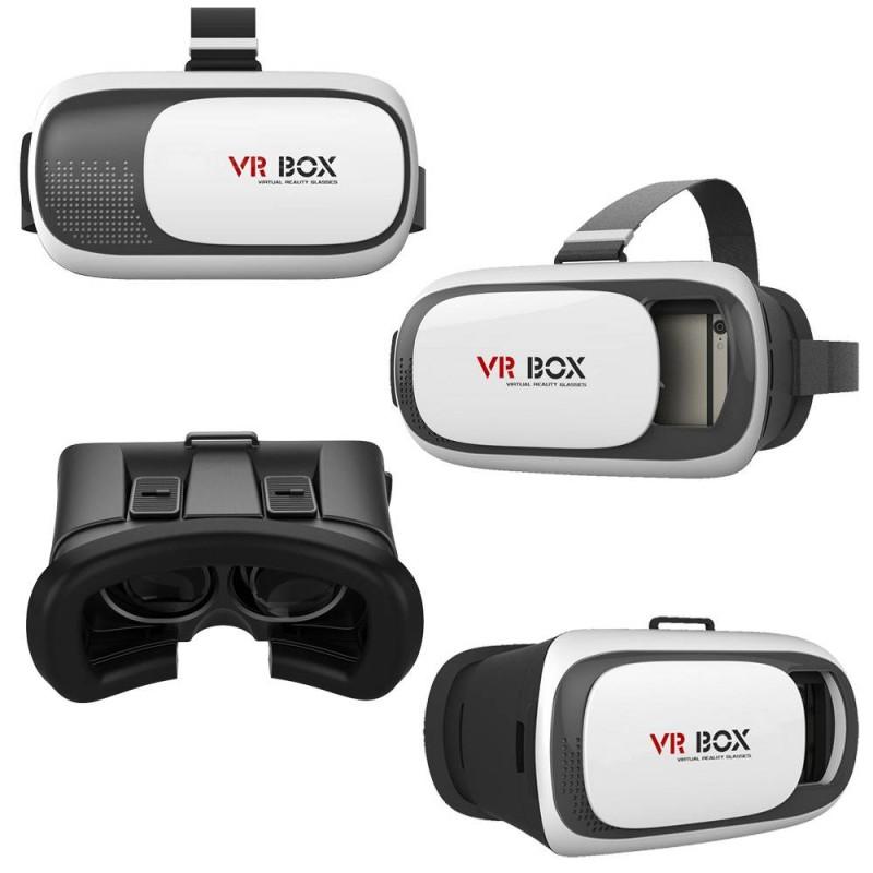 Casque de Réalité virtuelle VR Box
