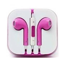 Ecouteur Earpods Compatible Apple Rose